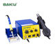 BAKU Best 2 in 1 Professional BGA Digital Display SMD Induction Rework Soldering Station Hot air BK-601A Rework Station