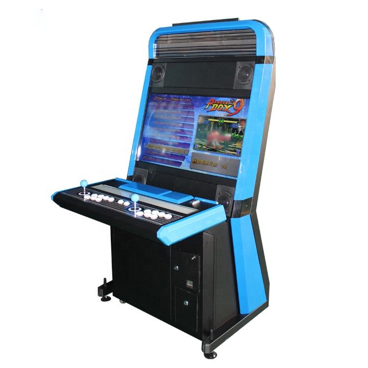 Indoor 32 Inch Coin Operated Arcade Games Machine Upright Video Pandora 3D Stand Up Arcade Cabinet