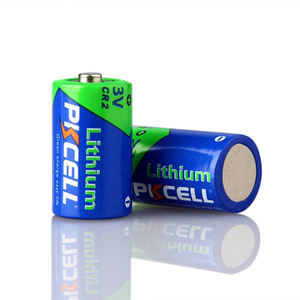 3.0V Lithium battery CR2 for camera