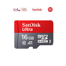 [Not Retail] Bulk Original Sandisk Micro SD Card 16GB 32GB 64GB 128GB Memory Card for Device