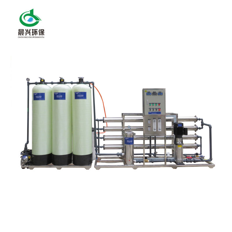 2019 purification machine osmosis reverse 2000l h ro water purif system