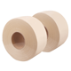 Pulp Paper Bamboo Pulp Toilet Paper Bacteriostatic Unbleached Bamboo Pulp 2 Ply Tissue Paper Jumbo Roll Branded Toilet Paper