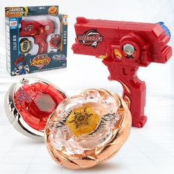 Spinning Top Set Battle Beyblades Toys Set Metal Bayblade