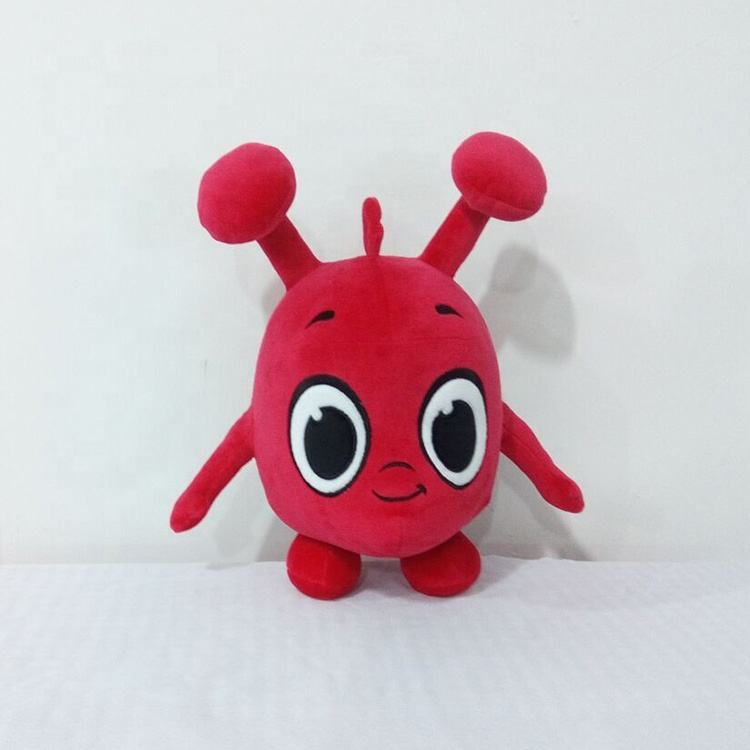 OEM/ODM factory custom my magic pet morphle plush soft toys with big eye long ears