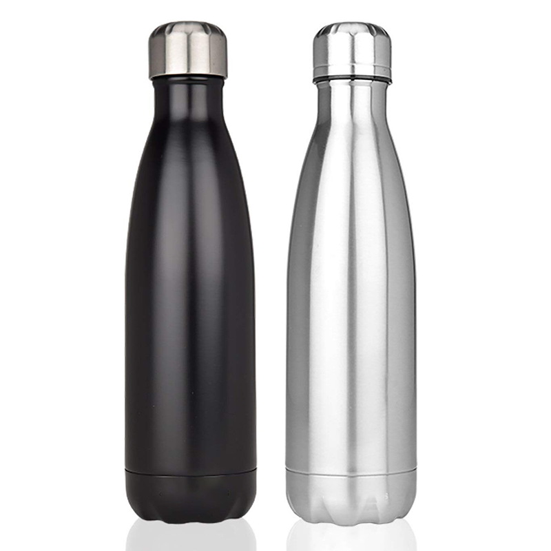 Amazon Vacuum Flask Termos Cola Bentuk Terisolasi Dinding Ganda Stainless Steel Botol Air