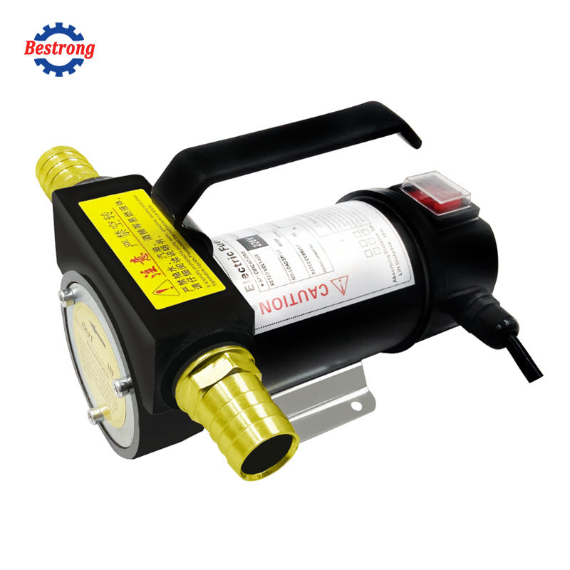 ON Promotion ! Wholesale Portable 300W DC 12V/24V CHEAP Electronic/Electric Diesel Fuel Kerosene Oil Water Transfer Pump