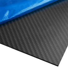 High quality customized 3K carbon fibre laminated sheet cnc cutting carbon fiber plate