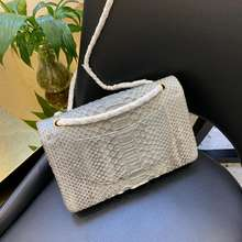 Fashion Genuine Python Snake Skin Leather handbags China