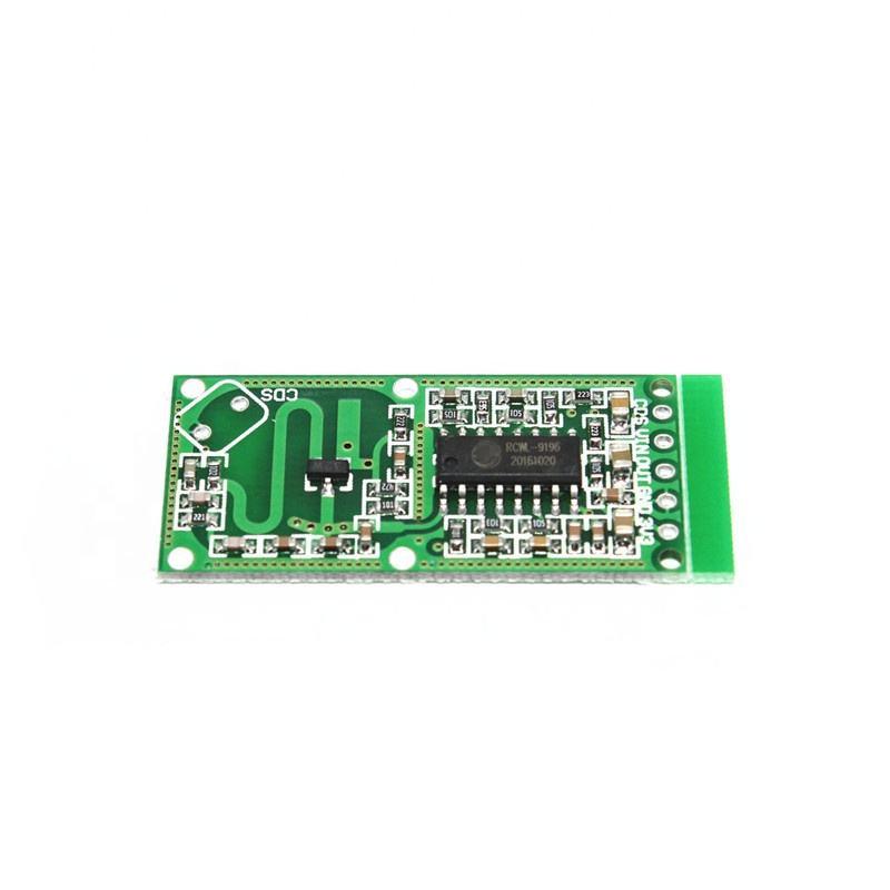 5 pcs Taida Human Body Infrared Pyroelectric Sensor Module Zigbee Sensor Node