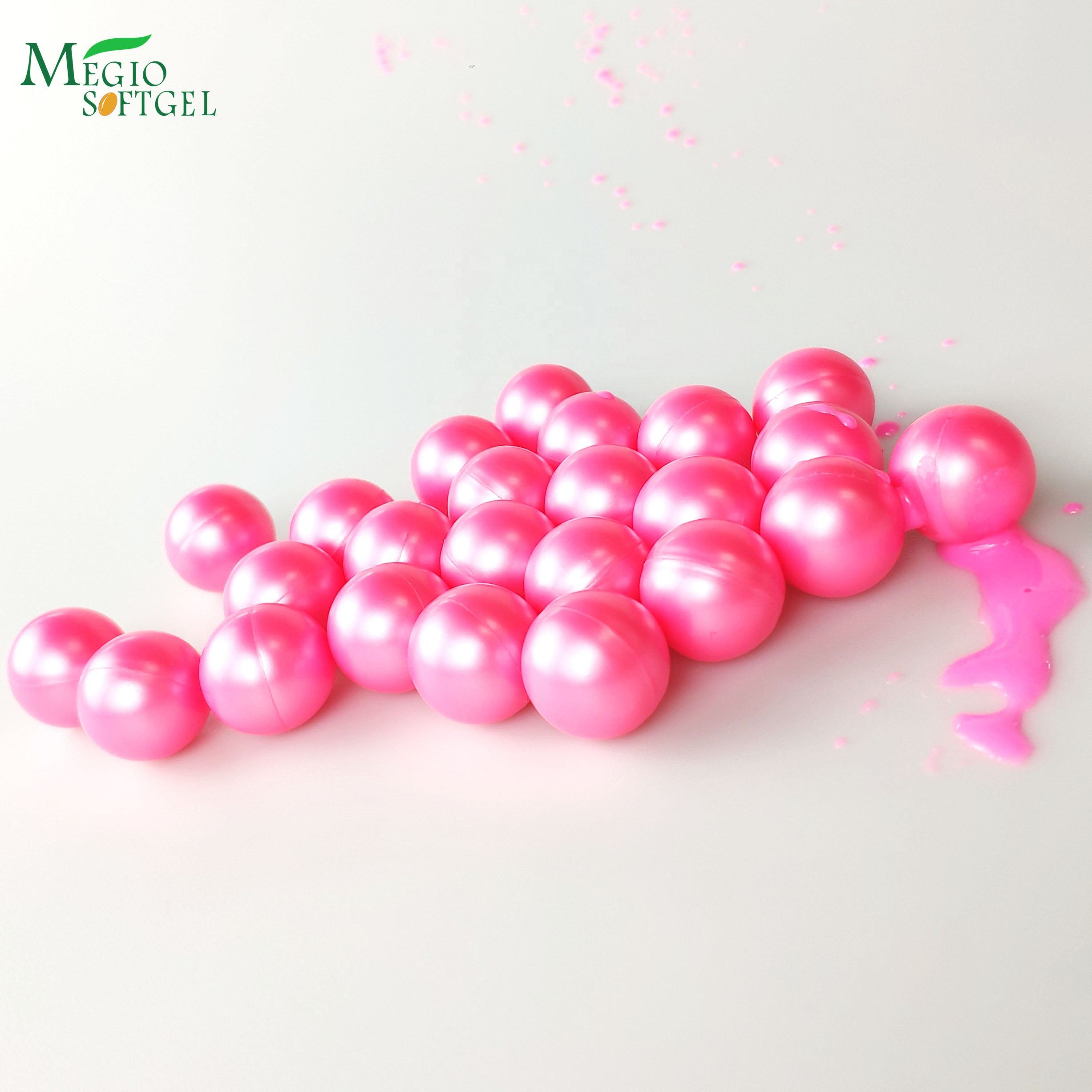 Factory OME Paintball Bullet Colorful Paintballs Balls
