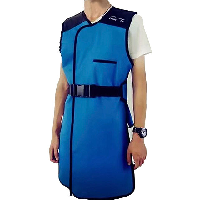 Hot Sale X-ray protective lead vest, Radiation X-ray protection Lead Apron Price