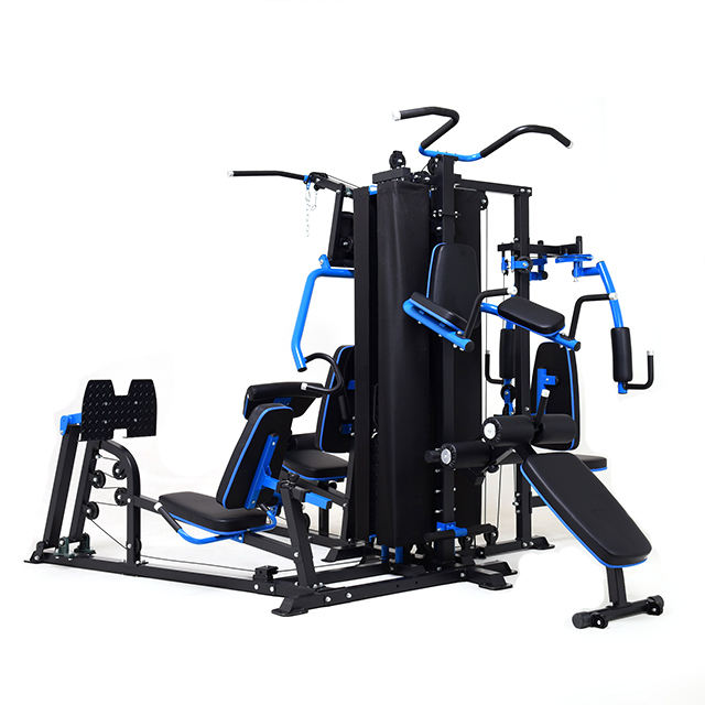 MT18504 New Fitness Equipment Gym Equipment 4 Station Home Gym