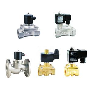 G1//8/'/' Pneumatic Electromagnetic Valve Aluminum Air Flow Control Electric Valve 2 Position 5Way Switch Pilot-Operated Electromagnetic Air Valve DC24V