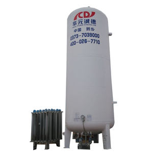 High cost-effective ISO certification LCO2 pressure vessel
