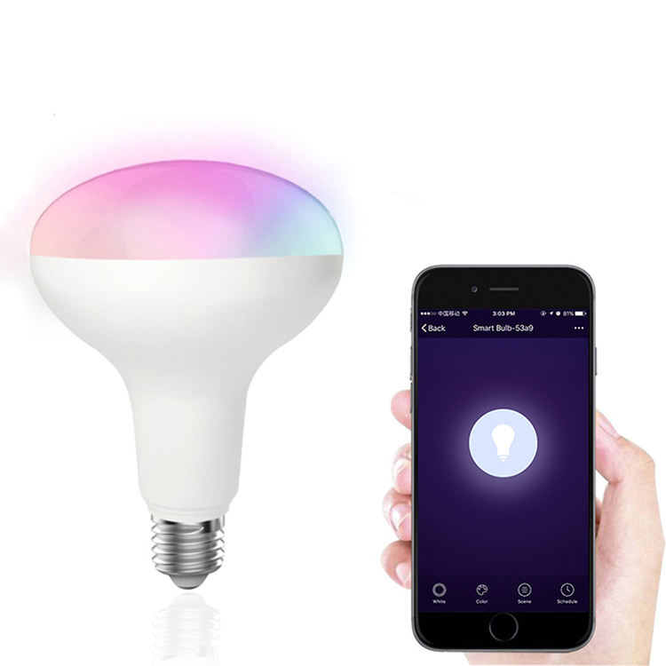 8w LED Smart bulb led emergency light led lighting E27 E26 US EU Standard Lamp for home indoor