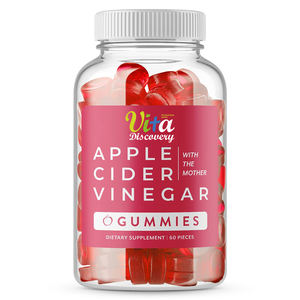 Appetite Suppressant Organic Apple Cider Vinegar Gummies With The Mother