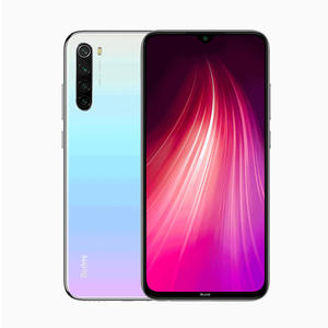 Xiao Mi Red Mi Note 8 Ponsel Pintar, RAM 4GB ROM 64GB Octa Core Snapdragon 665 Layar 48MP 6.3