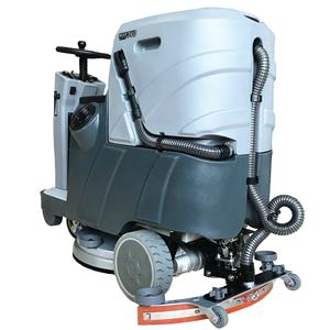 MLEE740MINI อัตโนมัติ Autoscrubber Commercial RIDE ON FLOOR Cleaning Machine