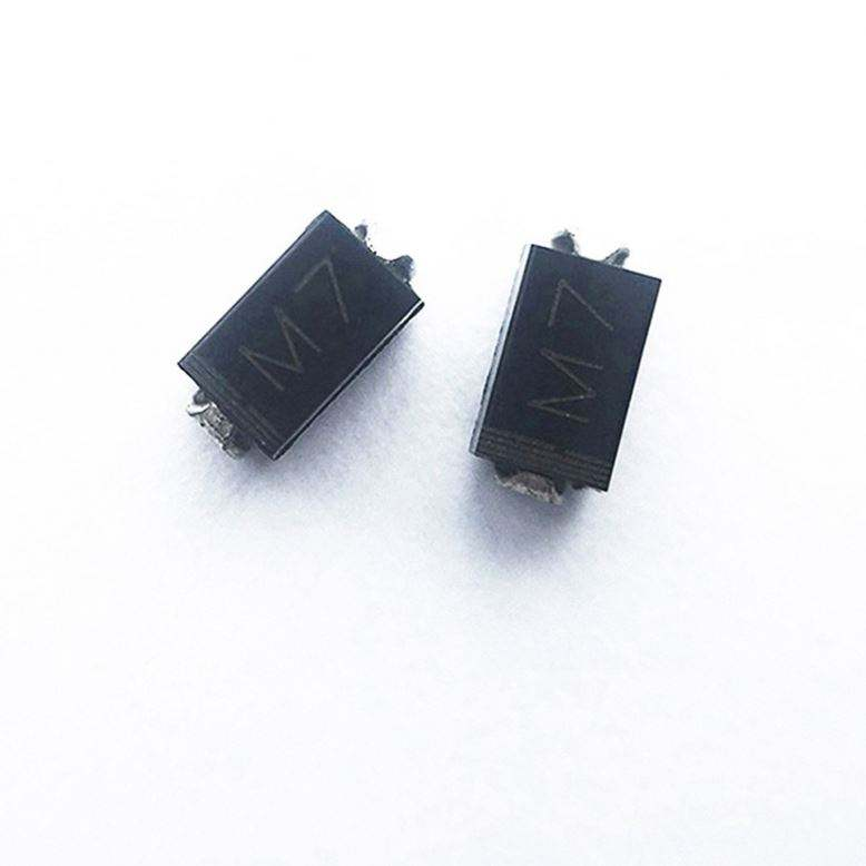 10 x S1G Rectifier Diode 400V 1A SMA General S DO-214 10pcs