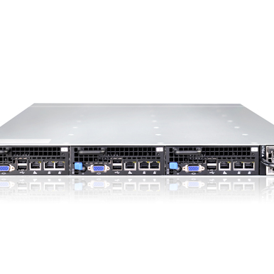 Entryレベル1U High Density Blade Server Micro-Cloud Server