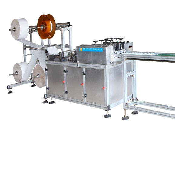 3ply Nonwoven disposable face mask Making machine