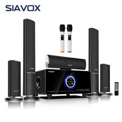 Factory Wholesale  012 W6 home cinema surround sound system