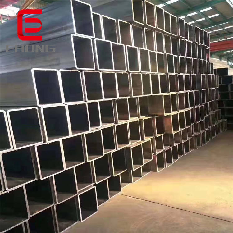 structural steel rhs sections all kinds of rectangular tubes 40x40 shs steel hollow sections quare tube 100*100