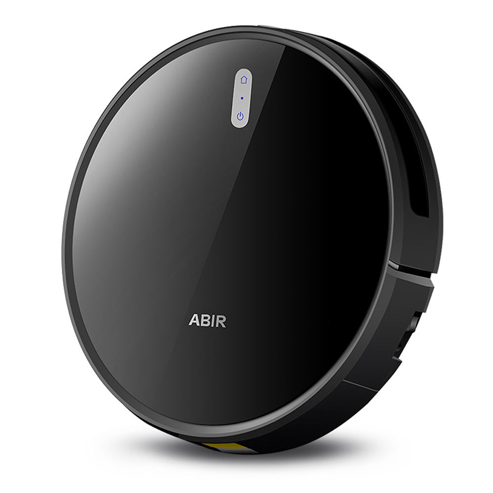 ABIR G20 Robotic Vacuum Cleaner Auto Charge Efficiency Rechargeable Digital Broom Strong Suction App Control with Low Noise