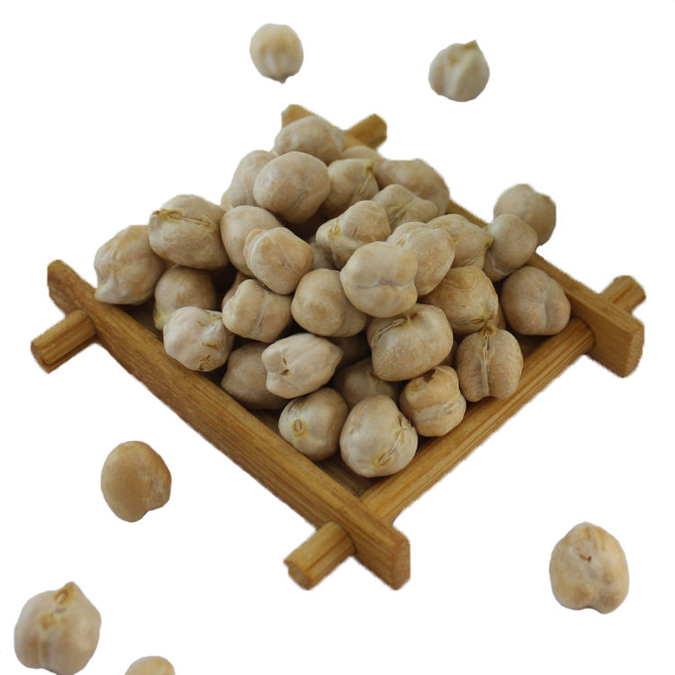 BRC FDA Approved Crispy Dry Roasted Chickpeas Snack (No Oil)