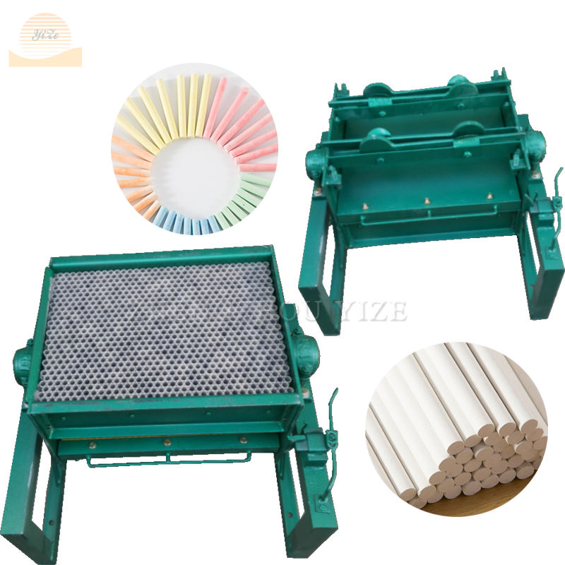 board chalk maker water soluble making drying machine chin chalk stick remodeling molding caluum dustless school chalk machine