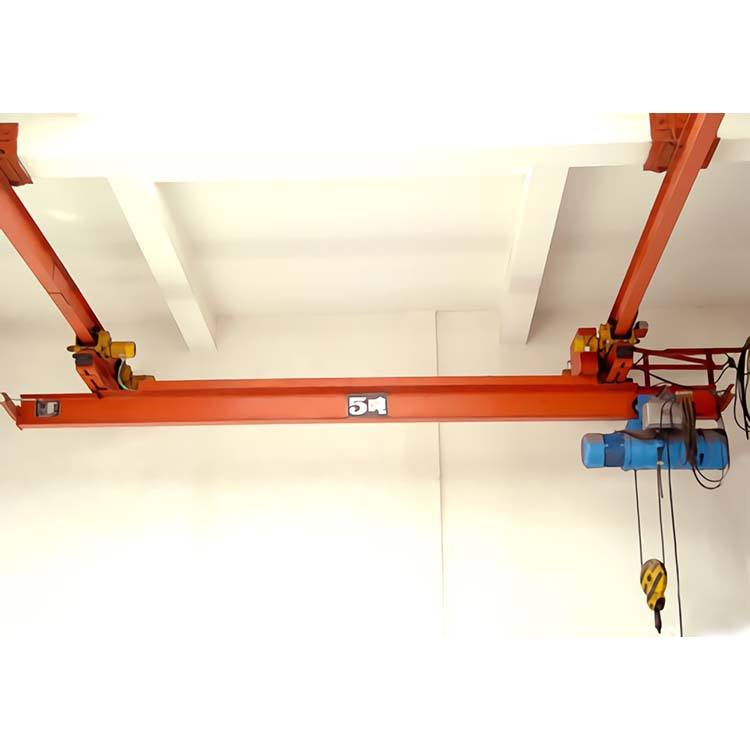 overhead crane price 15 ton underslung suspension traveling