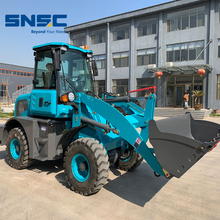 Small1.5ton wheel loader ZL15 price