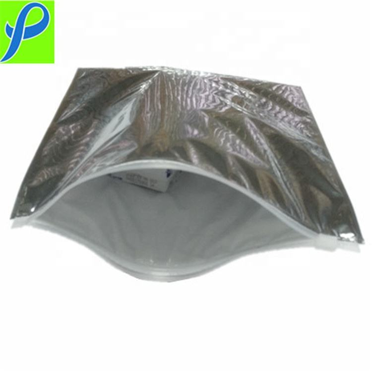 Insulated Shipping Aluminum Foil EPE Foam Bag For Medicine Package