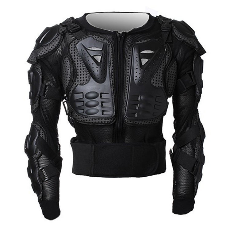Motorcycle Riding Protection Jacket Vest Chest Gear Elbow Pads Motorcycle Armor Protective Gear