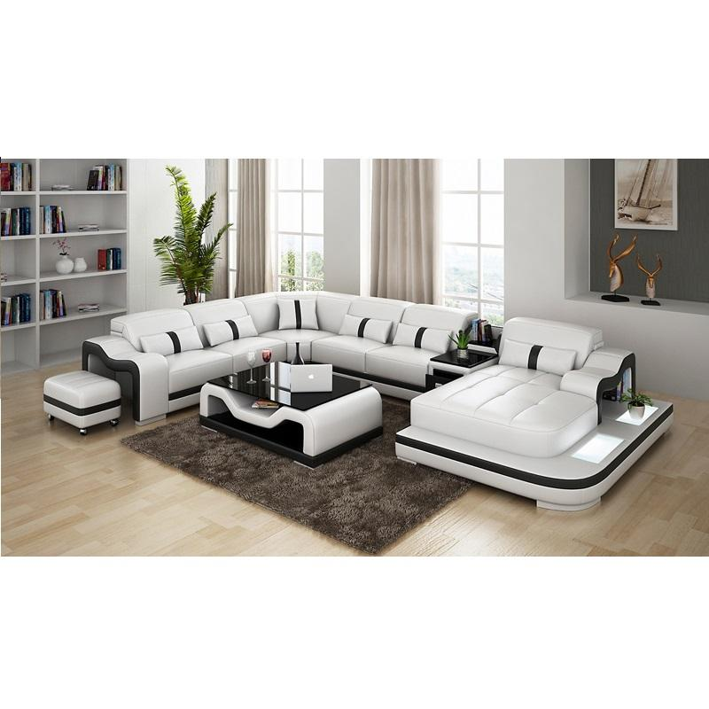 guangzhou furniture leather living room sofas living room furniture cheap leather sofas