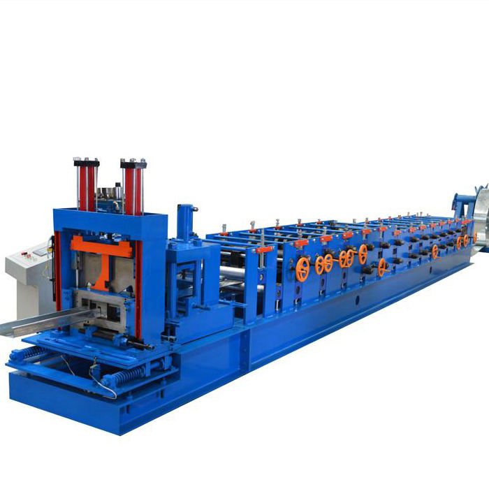 Purlin forming machine cold roll produce c z machine