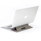 Portable Laptop Stand Invisible Foldable PC Holder Stand Dual-Angles Adjustable Anti-Slip for Apple MacBook Pro MacBook Air