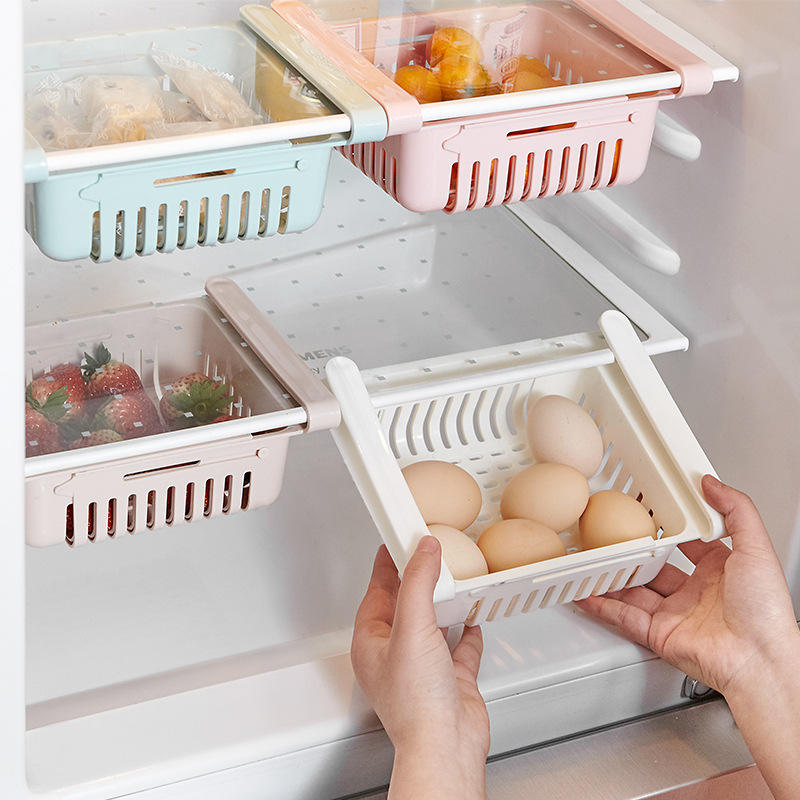 Refrigerator Drawer Fridge Storage Organizer Bins Fridge Storage Bin