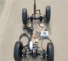 electric scooter solution  transaxle motor  48V dc motor