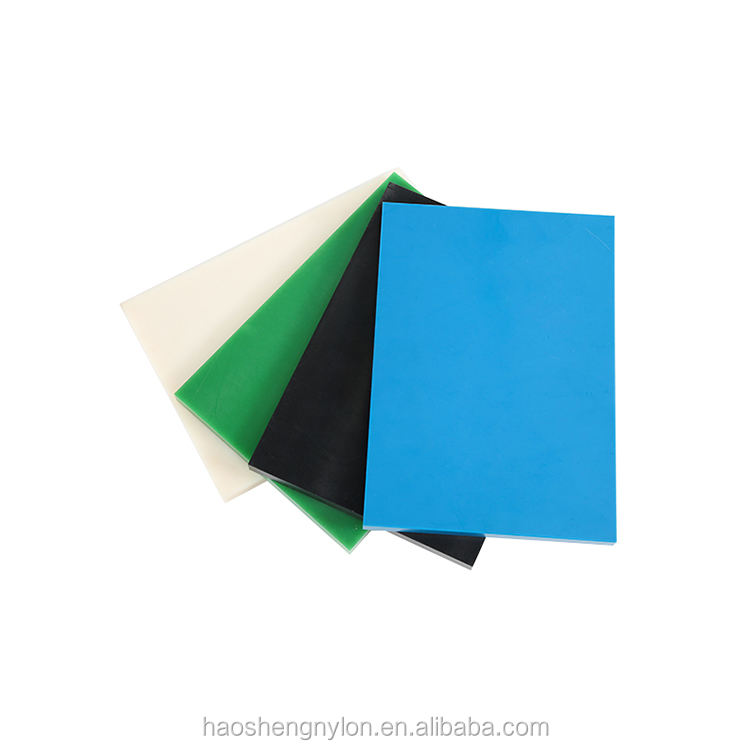 Best price custom anti - static polyethylene board extruded CNC machining nylon sheet for sale