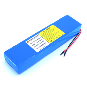 48V Electric Bicycle Lithium Battery 24V 36V Bike 18650 Li Ion Battery Pack For Ebike