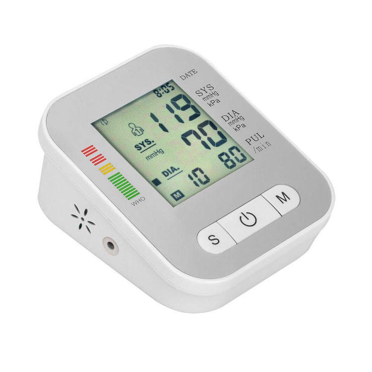 HW-B05 Bluetooth Wireless Hosital Upper Arm Blood Pressure Monitor For Arm