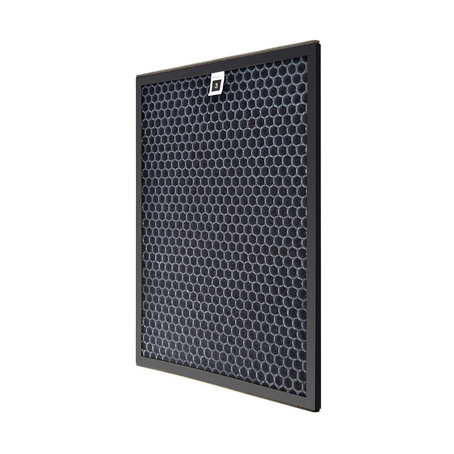 factory wholesale price air purifier honeycomb activated carbon filter sheets