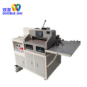 Double 100 All In One Photo Book Machine Wedding Photo Album Making Machine Book Press Making Equipment
