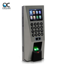 fingerprint access control and time attendance terminal F18