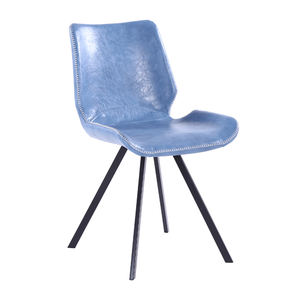 China Genuine Leather Dining Chair China Genuine Leather Dining Chair Manufacturers And Suppliers On Alibaba Com