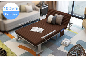 Top selling free sample bedroom furnitures single double sofa beds folding bed mechanism