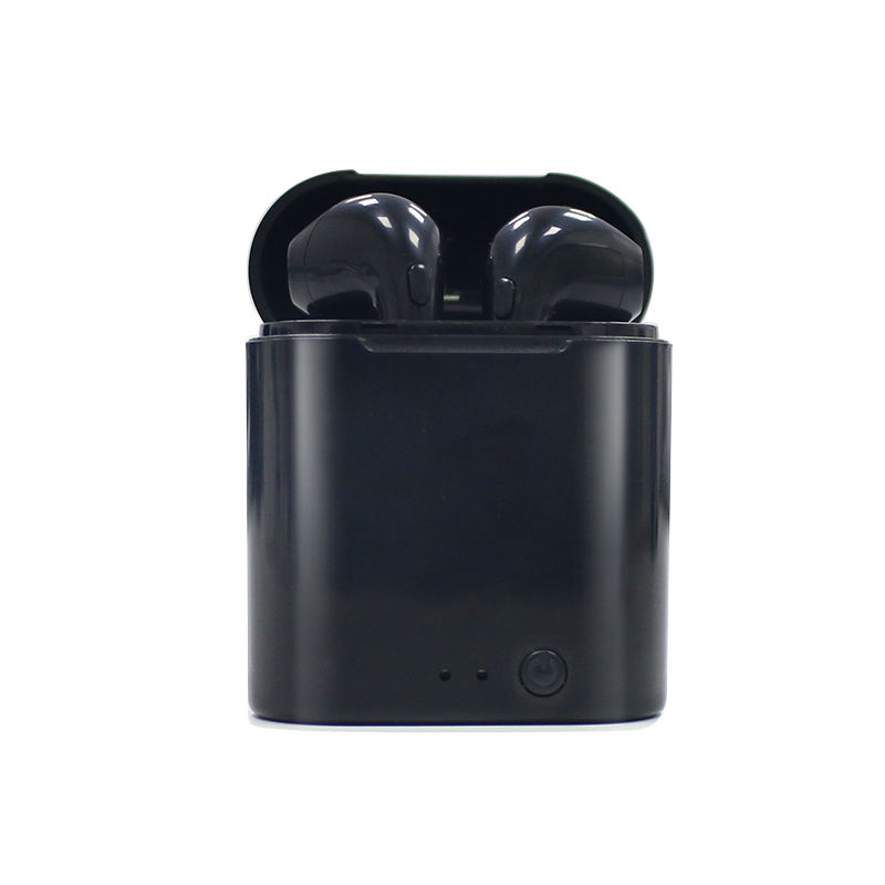 Free shipping i7 i7mini New Sport Stereo Music Handsfree Mini Magnetic Noise Canceling Wireless earbud earphone