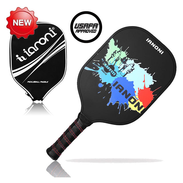 Carbon Pickleball Paddle Usapa,China Pickleball Paddle Set,Usapa Pickleball Paddle Graphite