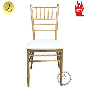 Hot Sale Used Chair Tifany Wedding Chair wholesale